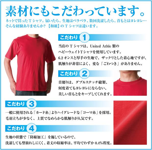 Tシャツ素材